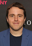 Joshua Harmon during the Off-Broadway Opening Night photo call for the Roundabout Theatre Production of 'Skintight at the Laura Pels Theatre on June 21, 2018 in New York City.