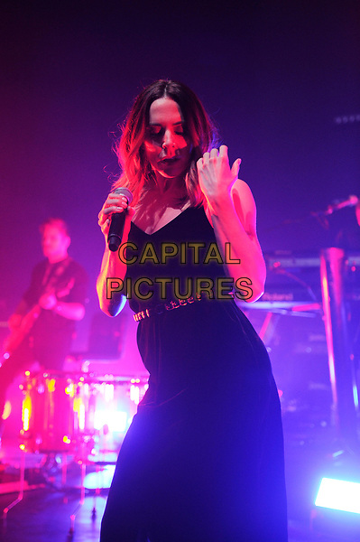 LONDON, ENGLAND - APRIL 8: Melanie C(Melanie Chisholm) performing at Shepherd's Bush Empire on April 8, 2017 in London, England.<br /> CAP/MAR<br /> &copy;MAR/Capital Pictures