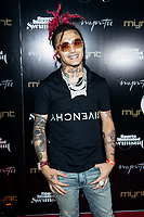 MIAMI BEACH, FL - MAY 11: Lil Pump attends the SI Swimsuit On Location Closing Party at Myn-Tu on May 11, 2019 in Miami Beach, Florida.<br /> CAP/MPI140<br /> ©MPI140/Capital Pictures