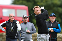 Ronan Keating during the Graham Wylie Foundation- Have A Heart- golf day with Lee Westwood and Ronan Keating at Close House Golf Club, Heddon on the wall, England on 10 September 2018. Photo by Thomas Gadd.