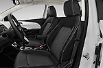 Front seat view of 2016 Chevrolet Sonic LTZ 4 Door Sedan Front Seat  car photos