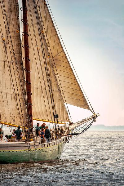 Sailing Chesapeake Bay MD
