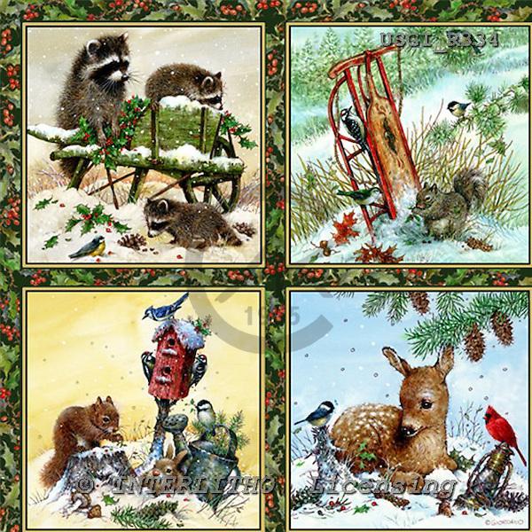 GIORDANO, GIFT WRAPS, GESCHENKPAPIER, PAPEL DE REGALO, Christmas Santa, Snowman, Weihnachtsmänner, Schneemänner, Papá Noel, muñecos de nieve, paintings+++++,USGIR334,#GP#,#X# napkins napkins