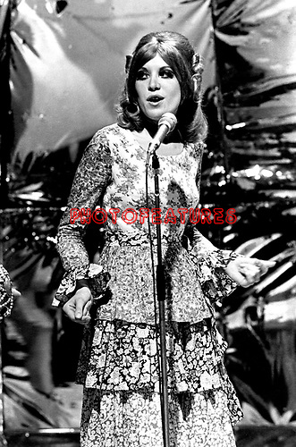 Pickettywitch 1970 Polly Brown on Top Of The Pops<br /> © Chris Walter
