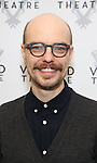 Jacob A Climer attends the photocall for the Vineyard Theatre production of 'Kid Victory' at Ripley Grier on January 5, 2017 in New York City.
