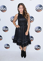 08 January 2018 - Pasadena, California - Jaina Lee Ortiz. 2018 Disney ABC Winter Press Tour held at The Langham Huntington in Pasadena. <br /> CAP/ADM/BT<br /> &copy;BT/ADM/Capital Pictures