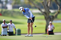 SINGAPORE - FEBRUARY 01: Jodi Ewart Shadoff of England during the second round of the HSBC Women's World Championship 2019 at Sentosa Golf Club - Tanjong Course, Singapore on March 01, 2019.<br /> .<br /> .<br /> .<br /> (Photo by: Naratip Golf Srisupab/SEALs Sports Images)<br /> .<br /> Any image use must include a mandatory credit line adjacent to the content which should read: Naratip Golf Srisupab/SEALs Sports Images