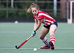 AMSTELVEEN -   Hoofdklasse competitie dames, Hurley-HDM (2-0) . FOTO KOEN SUYK