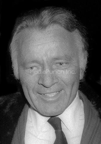 Richard Burton 1978<br /> Photo By Adam Scull/PHOTOlink /MediaPunch