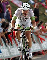 Simon Geschke during the stage of La Vuelta 2012 between La Robla and Lagos de Covadonga.September 2,2012. (ALTERPHOTOS/Acero) /NortePhoto.com<br /> <br /> **CREDITO*OBLIGATORIO** <br /> *No*Venta*A*Terceros*<br /> *No*Sale*So*third*<br /> *** No*Se*Permite*Hacer*Archivo**<br /> *No*Sale*So*third*