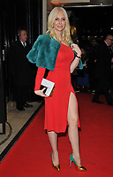 Amanda Cronin at the BAFTAs fundraising gala dinner & auction, The savoy Hotel, The Strand, London, England, UK, on Friday 08th February 2019.<br /> CAP/CAN<br /> ©CAN/Capital Pictures