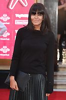 Claudia Winkleman<br /> arrives for the The Prince&rsquo;s Trust Celebrate Success Awards 2017 at the Palladium Theatre, London.<br /> <br /> <br /> &copy;Ash Knotek  D3241  15/03/2017