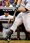 Brian McCann (Yankees), SEPTEMBER 13, 2015 - MLB : Brian McCann of the New York Yankees bats in the eighth inning during the Major League Baseball game against the Toronto Blue Jays at Yankee Stadium in the Bronx, New York, United States. (Photo by Hiroaki Yamaguchi/AFLO)