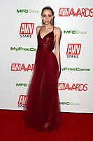 LAS VEGAS - JAN 12:  Aria Haze at the 2020 AVN (Adult Video News) Awards at the Hard Rock Hotel & Casino on January 12, 2020 in Las Vegas, NV