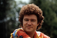 Saint-Sauveur, PQ, Canada - June 30, 1979. This portrait of Robert Charlebois was taken at his home near Montreal. Robert Charlebois (born June 25, 1944) is a Quebec author, composer, musician, performer and actor. He is an important figure in French music and his best known songs include Lindberg and Je reviendrai à Montréal.