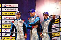 #37 COOL RACING (CHE) ORECA 07 GIBSON LMP2 NICOLAS LAPIERRE (FRA) ANTONIN BORGA (CHE) ALEXANDRE COIGNY (CHE) THIRD OVERALL