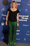 Aristocrat Eugenia Martinez de Irujo attends the photocall of Antonio Orozco´s concert during Universal Music Festival. July 27, 2019. (ALTERPHOTOS/Johana Hernández)