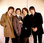 1966: THE KINKS - Photosession in Paris France