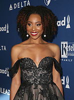 13 April 2018 - Beverly Hills, California - Erica Ash. 29th Annual GLAAD Media Awards at The Beverly Hilton Hotel. Photo Credit: F. Sadou/AdMedia