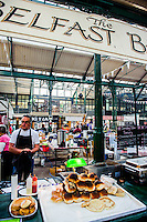 Ireland St. George's Market in Belfast