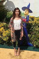 "Rowan Blanchard<br /> at the ""Legends of Oz: Dorothy's Return"" Los Angeles Premiere, Village Theater, Westwood, CA 05-04-14<br /> David Edwards/Dailyceleb.com 818-249-4998"