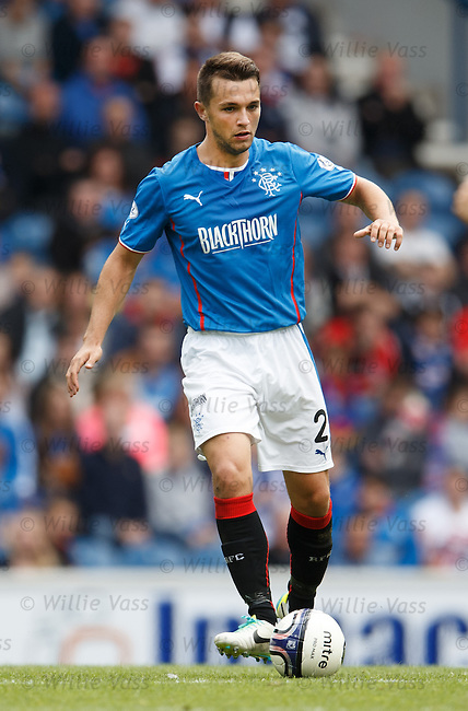 Chris Hegarty, Rangers