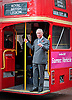 """PRINCE CHARLES.rides on a 1960 London Routemaster Bus..The Prince of Wales met ambassadors and collectors at the start of the London Poppy Day Appeal, Clarence House, London_01/11/2012.Mandatory Credit Photo: ©A Harlen/NEWSPIX INTERNATIONAL..**ALL FEES PAYABLE TO: """"NEWSPIX INTERNATIONAL""""**..IMMEDIATE CONFIRMATION OF USAGE REQUIRED:.Newspix International, 31 Chinnery Hill, Bishop's Stortford, ENGLAND CM23 3PS.Tel:+441279 324672  ; Fax: +441279656877.Mobile:  07775681153.e-mail: info@newspixinternational.co.uk"""