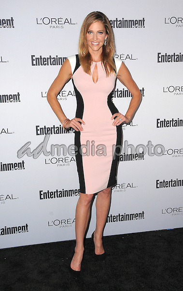 16 September 2016 - West Hollywood, California - Tricia Helfer. 2016 Entertainment Weekly Pre-Emmy Party held at Nightingale Plaza. Photo Credit: Birdie Thompson/AdMedia
