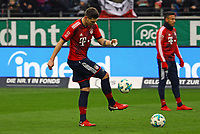 Niklas Süle (FC Bayern Muenchen) - 09.12.2017: Eintracht Frankfurt vs. FC Bayern München, Commerzbank Arena