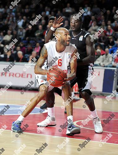 2012-12-04 / Basketbal / seizoen 2012-2013 / Antwerp Giants - Tbilisi / Ralph Biggs (Antwerp)..Foto: Mpics.be