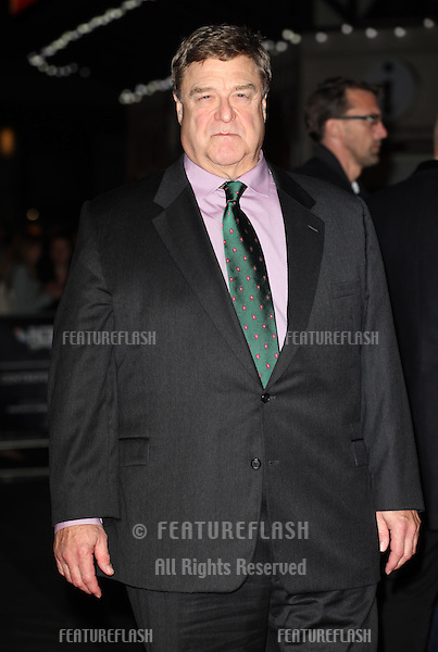 John Goodman arriving for the Inside Llewyn Davis Premiere, at Odeon Leicester Square, London. 15/10/2013 Picture by: Alexandra Glen / Featureflash