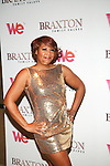 Trina Braxton Attends Premiere Screening of BRAXTON FAMILY VALUES Season 2 Held at Tribeca Grand, NY 11/8/11