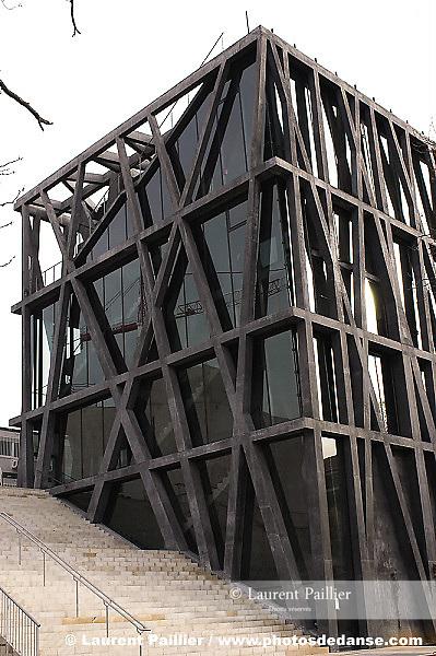 Centre chorégraphique National d'Aix en Provence.Angelin Preljocaj.
