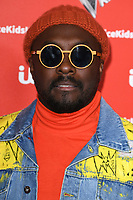 LONDON, UK. June 06, 2019: Will.i.Am at The Voice Kids UK 2019 photocall, London.<br /> Picture: Steve Vas/Featureflash