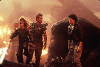 Aliens (1986)<br /> Sigourney Weaver, Carrie Henn, Michael Biehn &amp; Jenette Goldstein<br /> *Filmstill - Editorial Use Only*<br /> CAP/KFS<br /> Image supplied by Capital Pictures