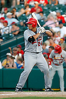 Hank Conger - Arkansas Travelers.2009 Texas League All-Star game held at Dr. Pepper Ballpark, Frisco, TX - 07/01/2009. The game was won by the North Division, 2-1..Photo by:  Bill Mitchell/Four Seam Images