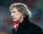Nederland, Alkmaar, 21 december 2012.Eredivisie.Seizoen 2012-2013.AZ-FC Twente (0-3).Gertjan Verbeek, trainer-coach van AZ