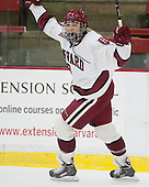 Hillary Crowe (Harvard - 8) - The Harvard University Crimson defeated the visiting Princeton University Tigers 4-0 on Saturday, October 26, 2013, at Bright-Landry Hockey Center in Cambridge, Massachusetts.