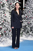"Lydia Leonard<br /> arriving for the ""Last Christmas"" Premiere at the BFI Southbank, London.<br /> <br /> ©Ash Knotek  D3531 11/11/2019"
