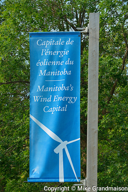 SIgns, St. Leon, Manitoba, Canada