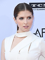 07 June 2018 - Hollywood, California - Anna Kendrick. American Film Institute' s 46th Life Achievement Award Gala Tribute to George Clooney held at Dolby Theater.  <br /> CAP/ADM/BT<br /> &copy;BT/ADM/Capital Pictures