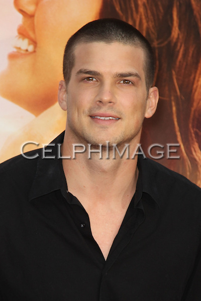 "RICK MALAMBRI. Arrivals to the LA Premiere of Touchstone Pictures, ""The Last Song,"" at the Arclight Hollywood Theatre. Los Angeles, CA, USA. March 25, 2010."