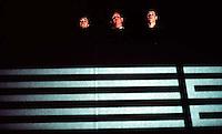 Ted Hansen, Jef Barber, Trent Nelson, 1987.   &amp;#xA;<br />