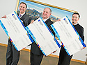 AEGON Charity Cheque Presentations 2012