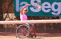 Paralímpico 2014 Tenis Femenino final Nacional