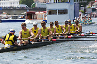 THE PRINCESS ELIZABETH CHALLENGE CUP<br /> Westminster School (160)<br /> The Oratory School (158)<br /> <br /> Henley Royal Regatta 2018 - Wednesday<br /> <br /> To purchase this photo, or to see pricing information for Prints and Downloads, click the blue 'Add to Cart' button at the top-right of the page.