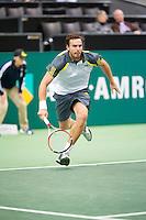 12-02-13, Tennis, Rotterdam, ABNAMROWTT, Ernests Gulbis