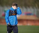 Rangers defender Marius Zaliukas