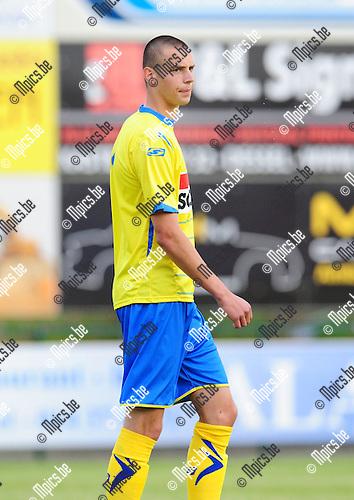 2014-07-02 / Voetbal / seizoen 2014-2015 / KVC Westerlo / Kenneth Schuermans<br /><br />Foto: mpics.be