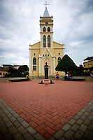 Jequeri_MG, Brasil...Igreja Matriz de Santana em Jequeri...The Santana church in Jequeri...Foto: BRUNO MAGALHAES / NITRO